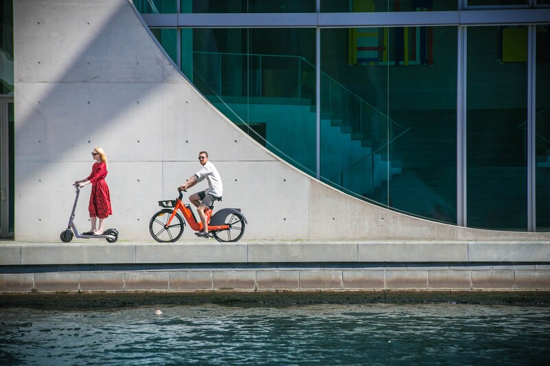 Forfait mobilités durables : l'expérience de Décathlon