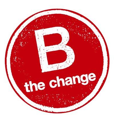 b change