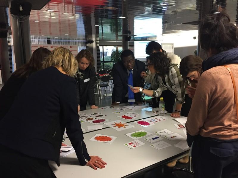 Atelier diversité et inclusion