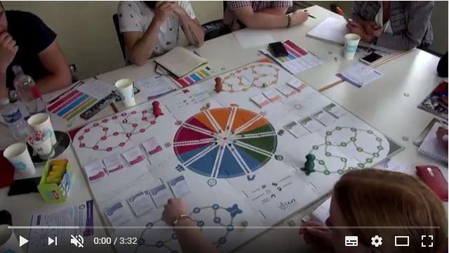 Échanger, partager et innover avec le jeu