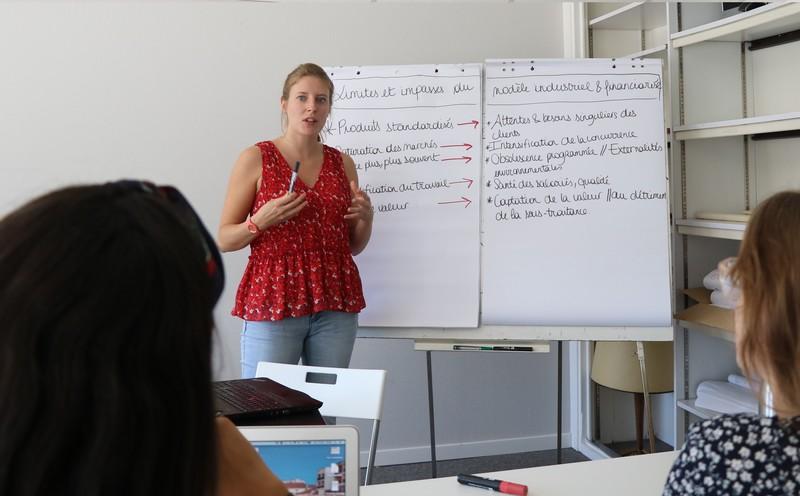 L'accompagnement Business Models Innovants et l'EFC : Interview de Laurie Decoux, cheffe de projet RSE chez Réseau Alliances