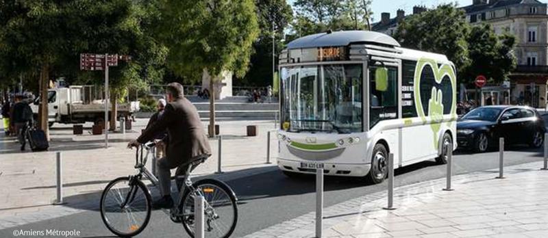 Rencontre régionale de la mobilité au travail - Amiens