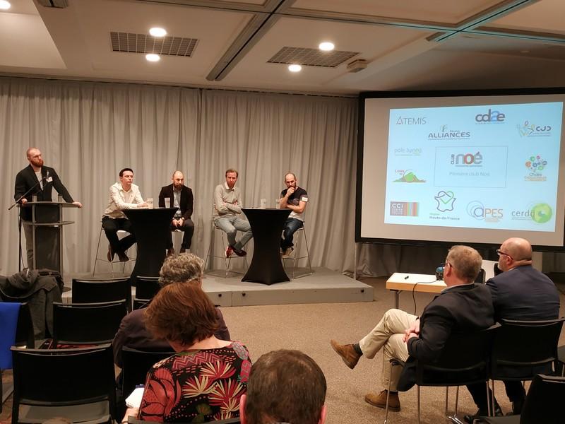 Retour sur la séance plénière du Club Noé autour de l'Innovation Durable