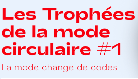 La Métropole Européenne de Lille lance la 1ère édition des Trophées de la mode circulaire