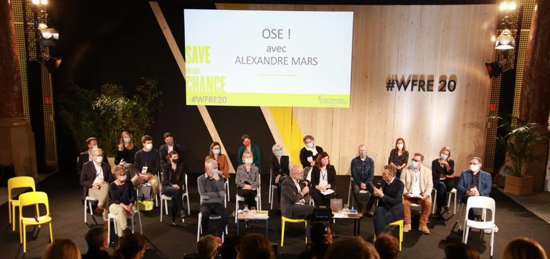 World Forum : Match, Tape à l'Oeil, Wepa France… 17 entreprises primées pour leur engagement RSE