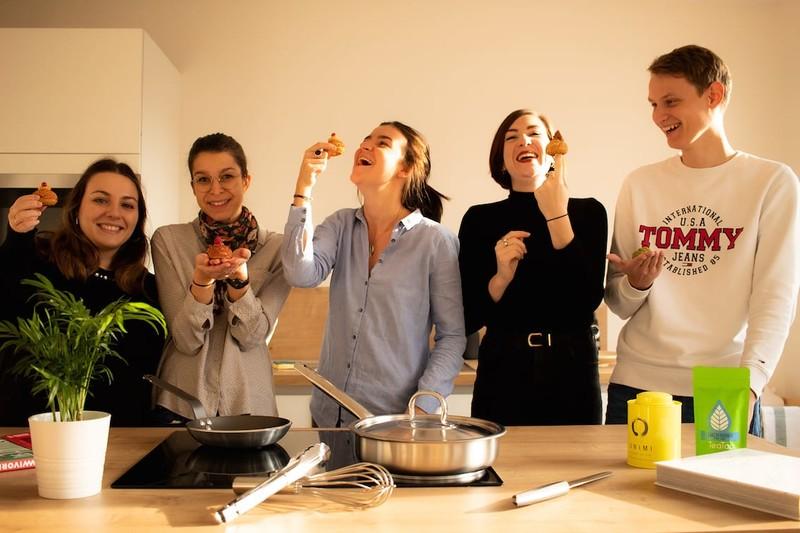 Trophées de l'économie responsable : Sublimeurs, la start-up gourmande en compèt'