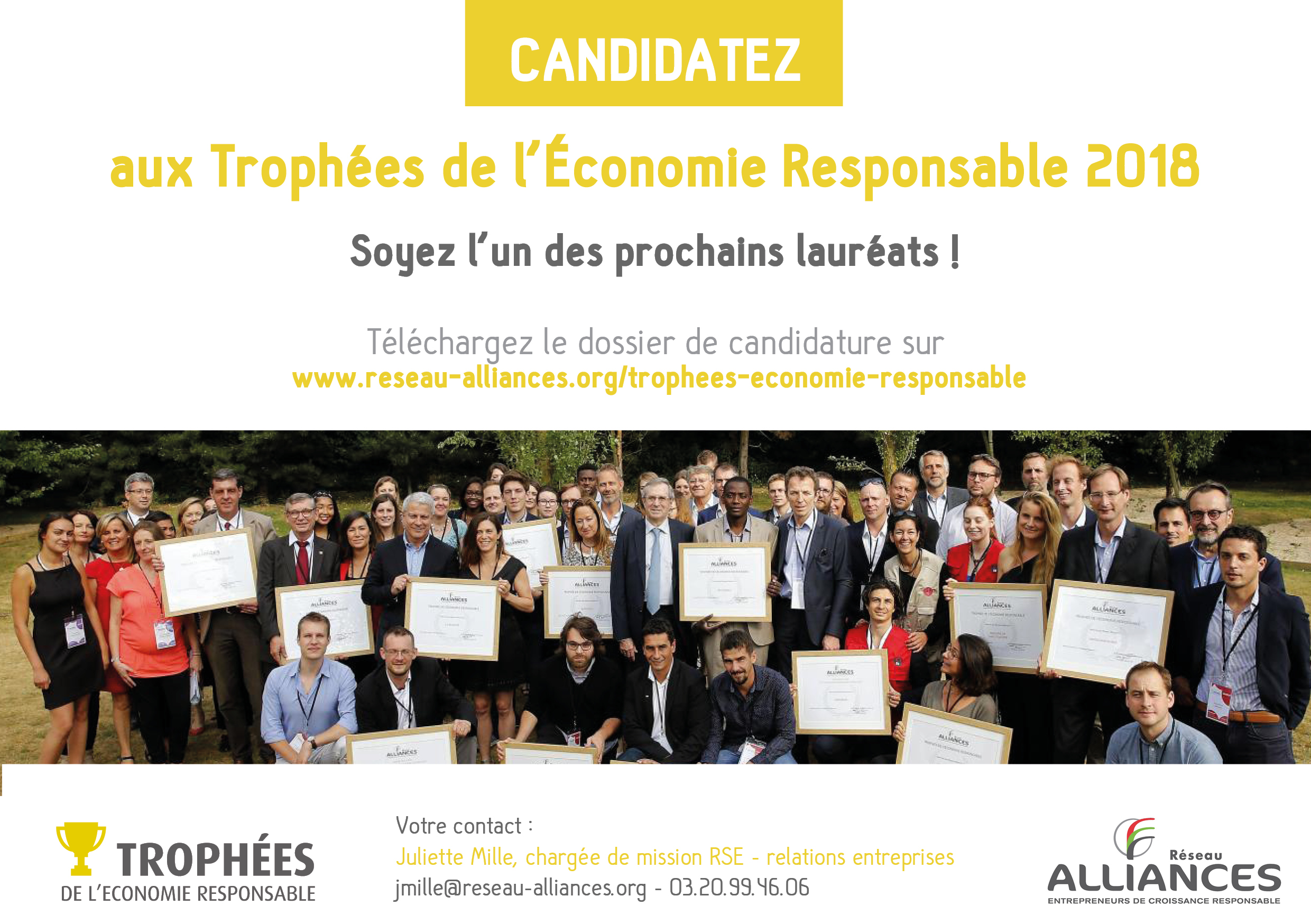 trophees 2018 candidature