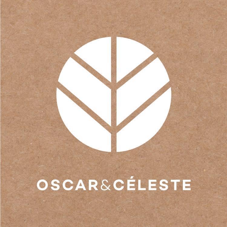 logo Oscar&Céleste
