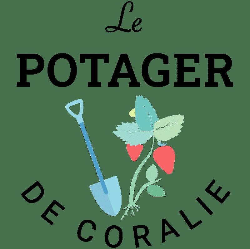 logo Le Potager de Coralie
